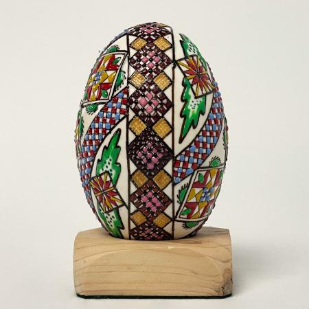 Ou de gâscă încondeiat model 9 [1]