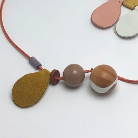 Karakter - Colier piele model 1 [1]