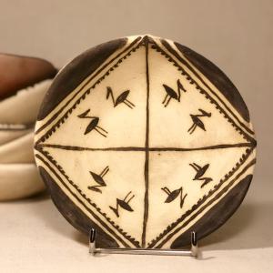 Farfurie Ø 13 cm - Păsări0