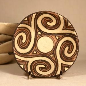 Farfurie Ø 13 cm - Spirală0