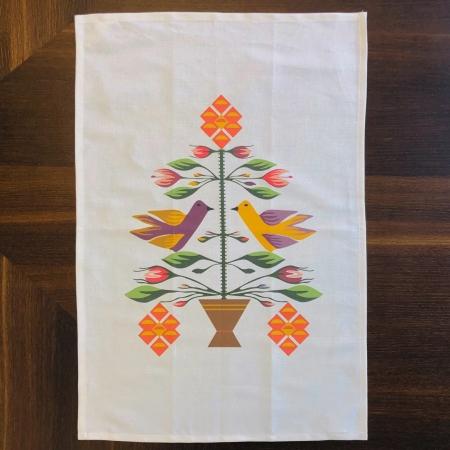 Șervet de bucătărie - Pomul Vieții4