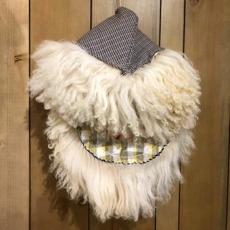 Mască decorativă tradițională model 19