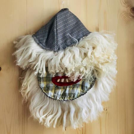 Mască decorativă tradițională model 2 [1]