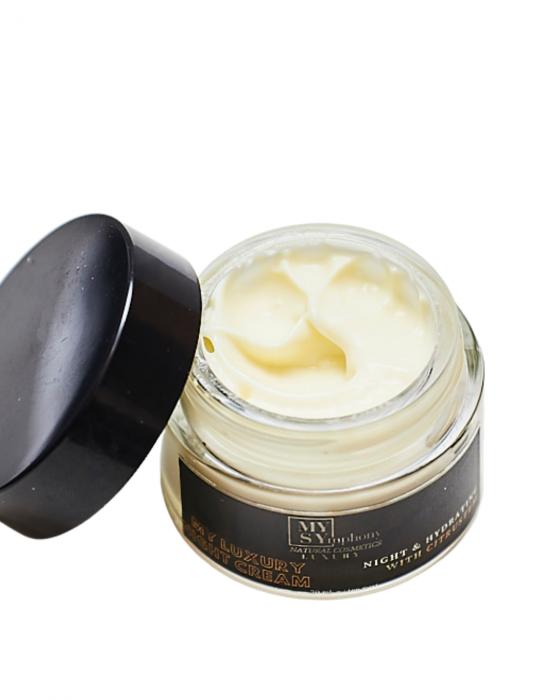 crema de noapte - My Luxury Night Cream 3