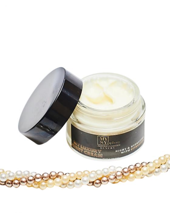 crema de noapte - My Luxury Night Cream 1