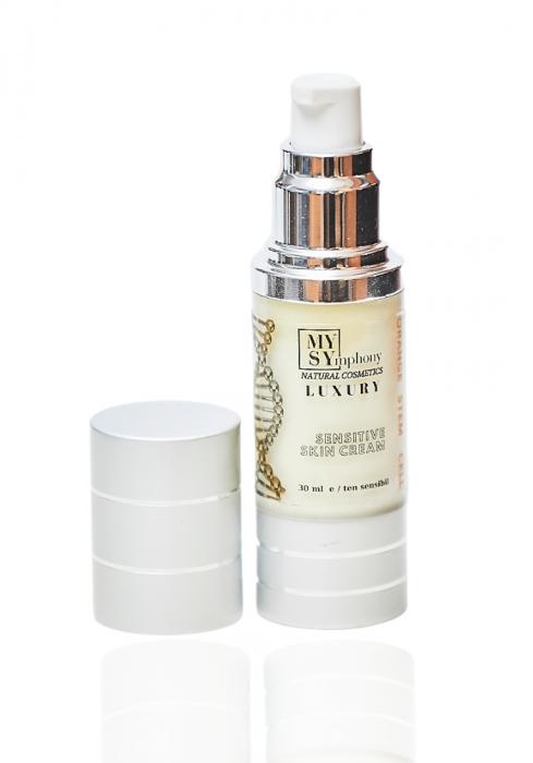 crema ten sensibil - Sensitiv Skin Cream 1