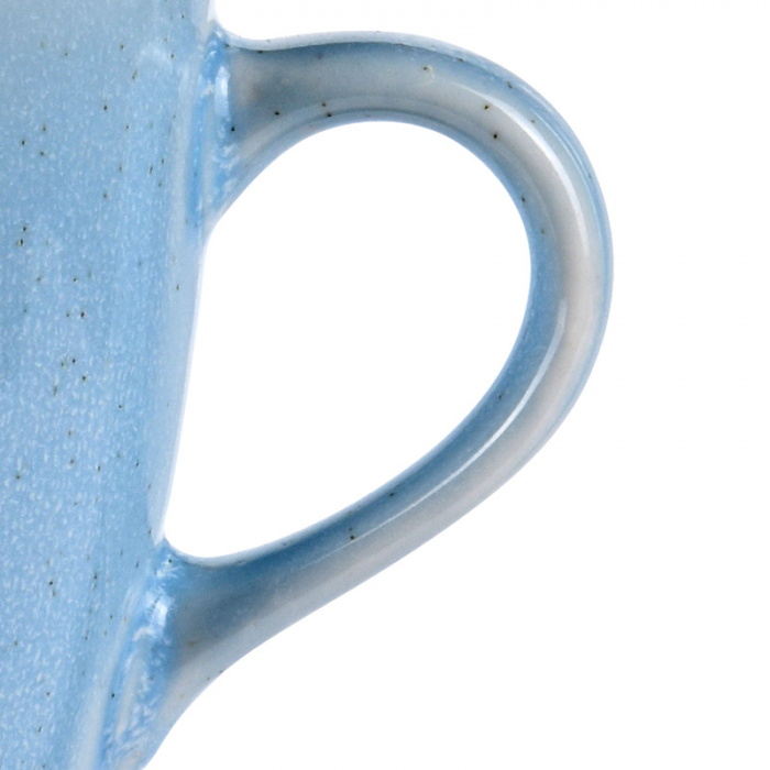 Cana portelan bleu 340 ml Diametru 8.5 cm Inaltime 10 cm [3]