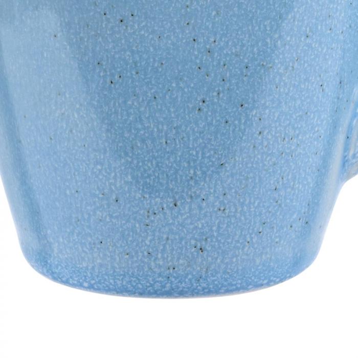 Cana portelan bleu 340 ml Diametru 8.5 cm Inaltime 10 cm [5]