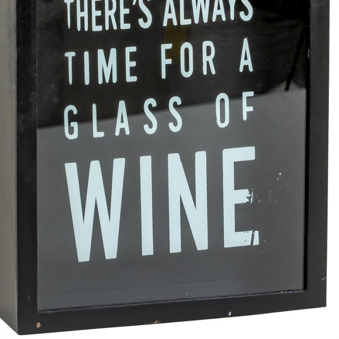 Cutie decor, pentru dopuri de Sticla Vin, Vitange, 45x21 cm [2]