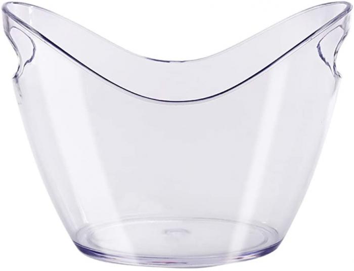 Frapiera Mare, din plastic transparent, 7.5 Litri 0