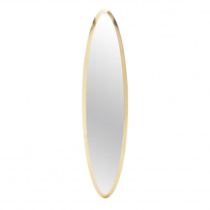 Oglinda rama Lemn, culoare Aurie, 18x71 cm [3]