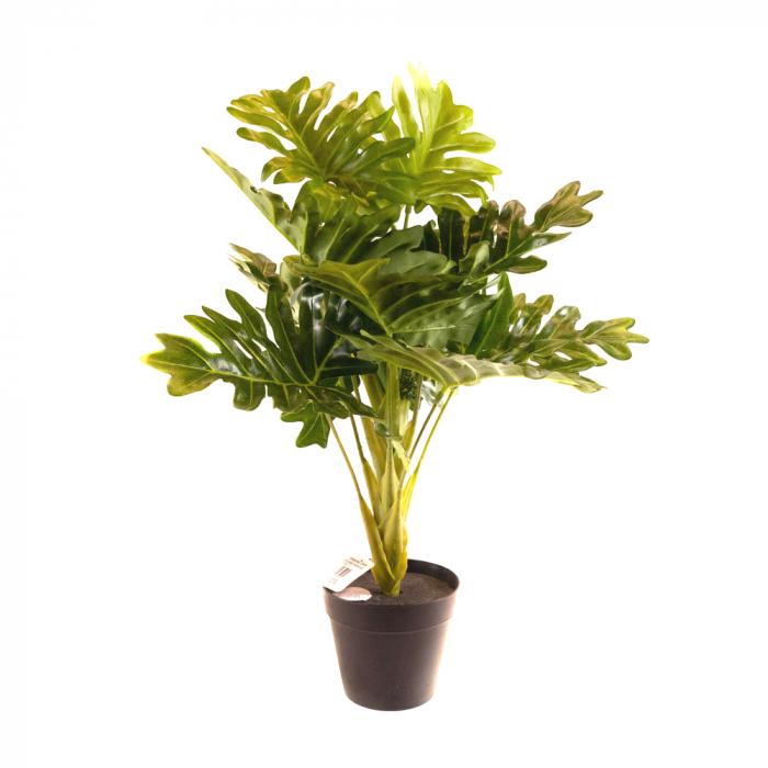 Planta artificiala in ghiveci, Guembe, inaltime 60 cm [2]