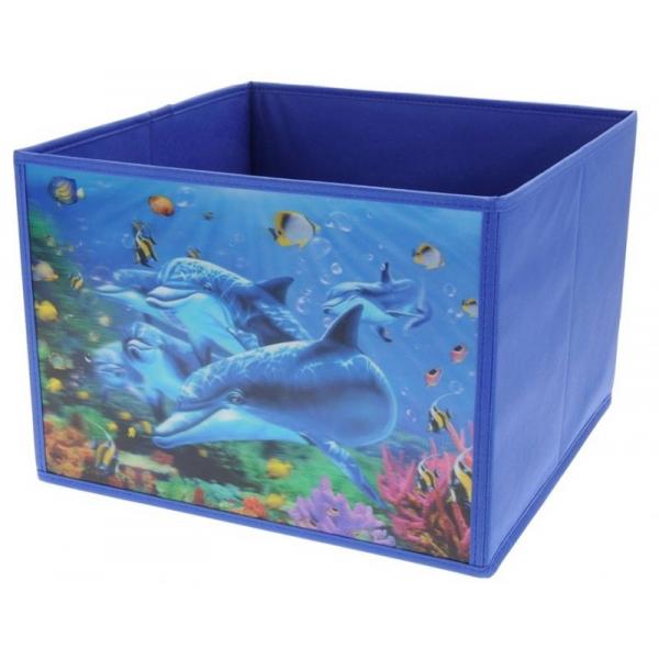 Cutie depozitare poza delfini 0