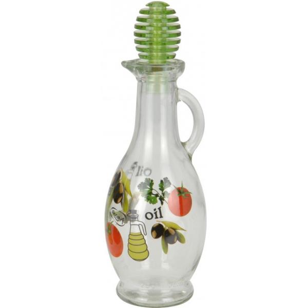 Recipient pentru ulei sau otet din sticla 250 ml 0