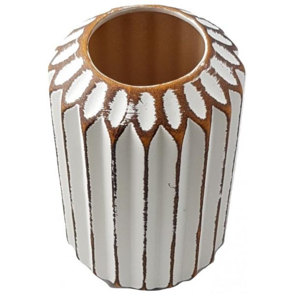 Vaza ceramica alba 0