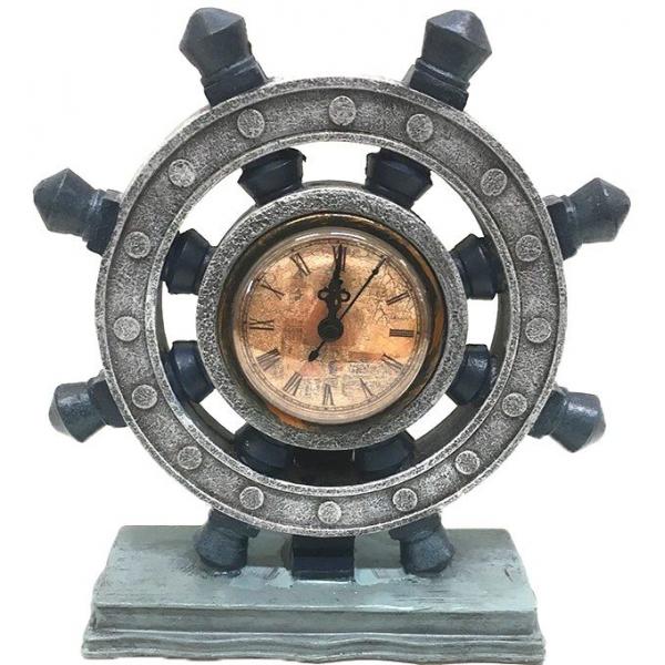 Ceas decorativ timona 25cm 0