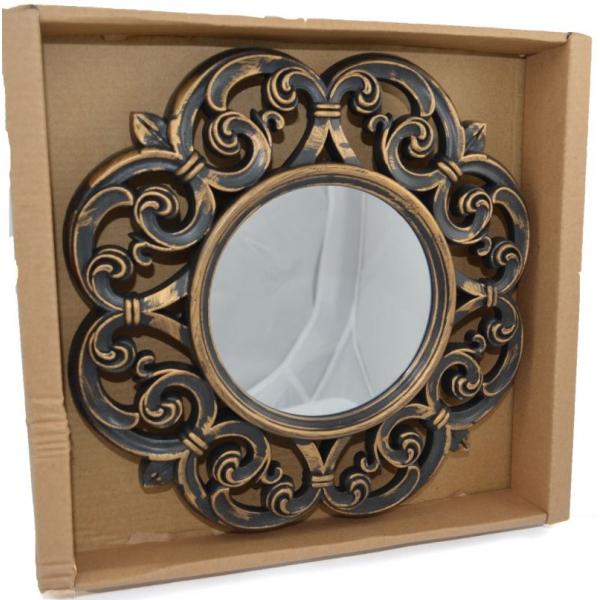 Oglinda plastic rotunda 26cm 0