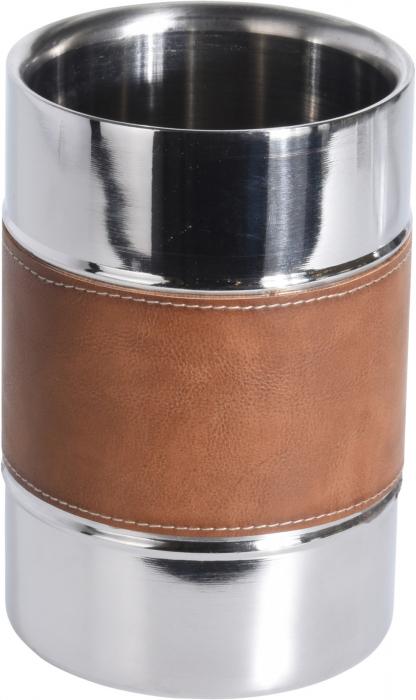 Racitor vin inox cu perete dublu 12x18 cm, 545g [0]