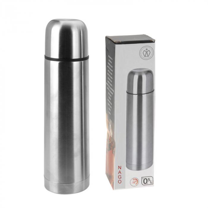 Termos inox, 500 ml, 24 cm, 275 g [3]
