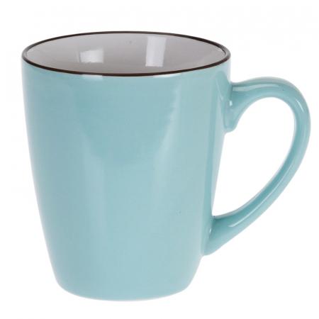 Cana portelan bleu 225 ml0