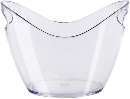 Frapiera Mare, din plastic transparent, 7.5 Litri0