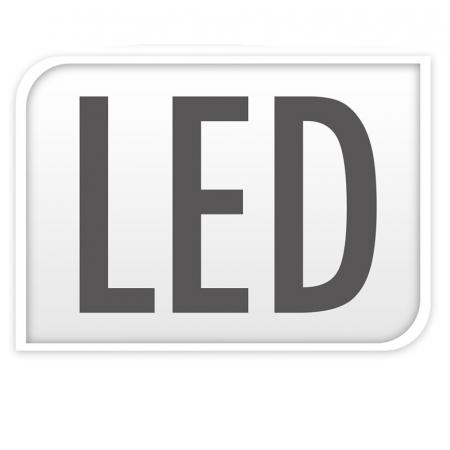 Oglinda 16 LED-uri, pentru Machiaj, cu Buton Tactil, NAGO, 16 lumini, Rotatie de 180º, cu Picior, baza cu depozitare de Bijuterii, Efect de Marire, Dreptunghiulara, 17x12cm, H 27cm, Gri2