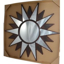 Oglinda forma stea 55cm rama plastic [1]