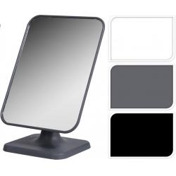 Oglinda cu picior Dim 15x21x11cm , oglinda 14.5x19 cm rama gri1