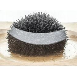 Clepsidra magnetica 6x15 cm pe suport lemn1