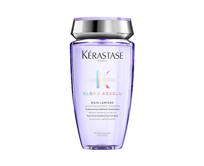 Sampon pentru par blond si decolorat Kerastase, Blond Bain Lumiere 500ml 0