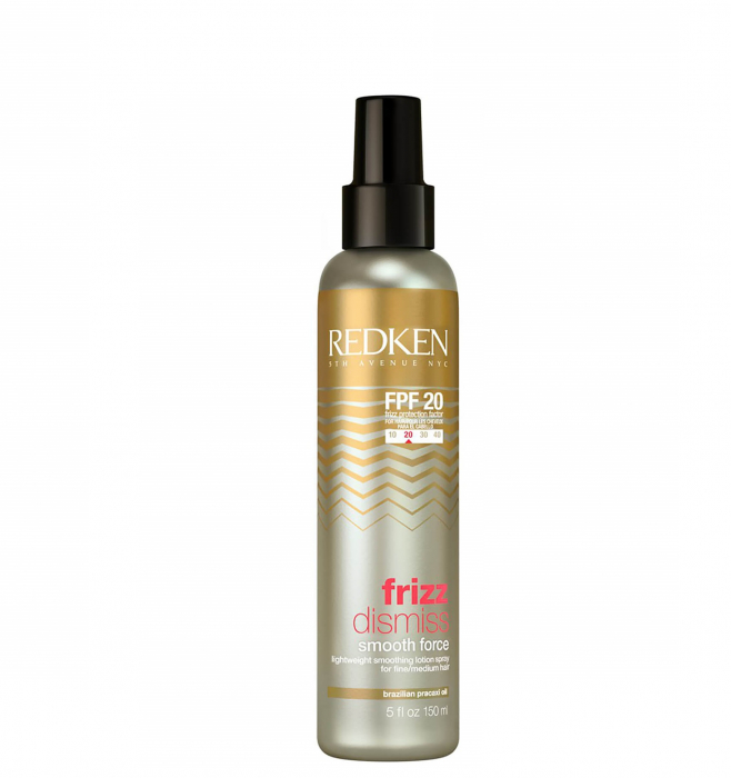Lotiune anti-frizz Redken, Frizz Dismiss 150ml 0