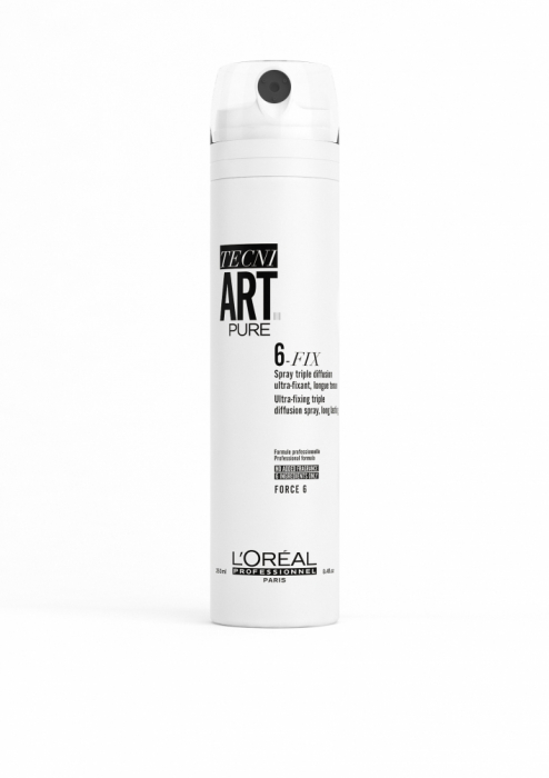 Spray pentru fixare instantanee Air Fix Pure, L'oreal professionnel 400ml 0