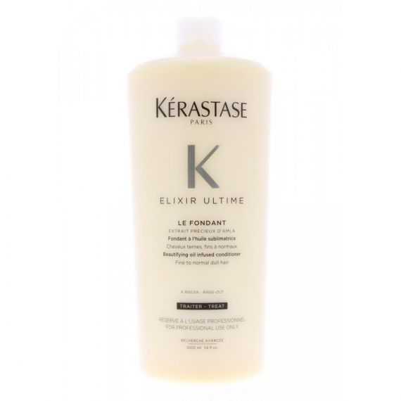 Balsam pentru Stralucire - Kerastase Elixir Ultime Le Fondant Beautifying Oil Infused Conditioner, 1000ml 0