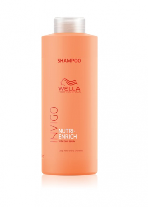 Sampon Wella INVIGO NUTRI ENRICH 1000ml 0
