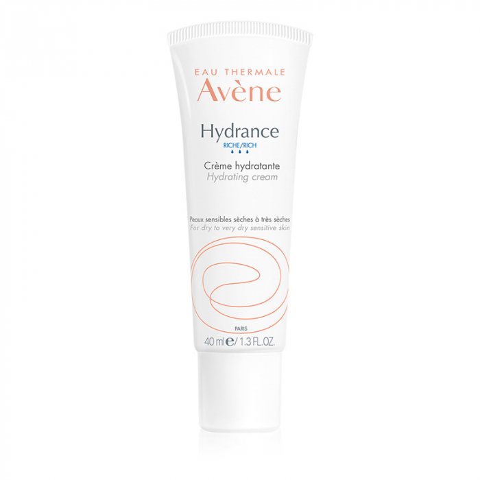 AVENE HYDRANCE RICH HYDRATING CREAM 40 ML *F 0