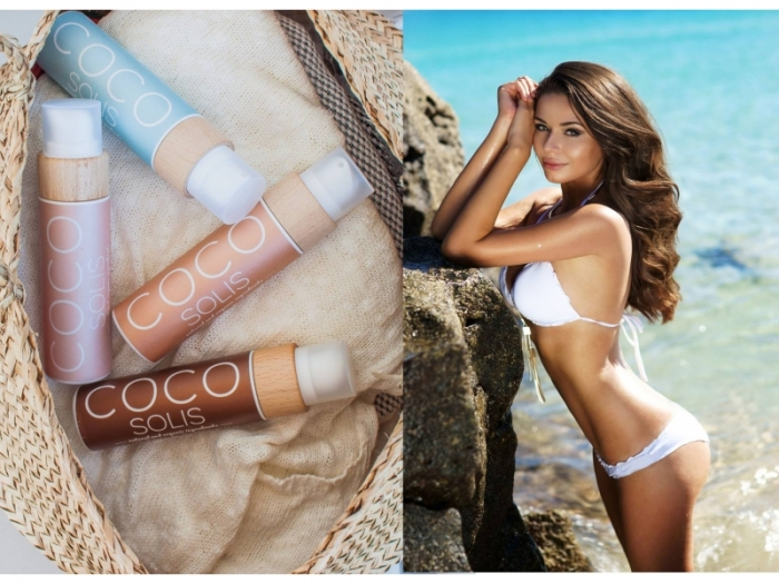 Ulei COCOSOLIS Cool After Sun Oil 110 ml + Cadou 2