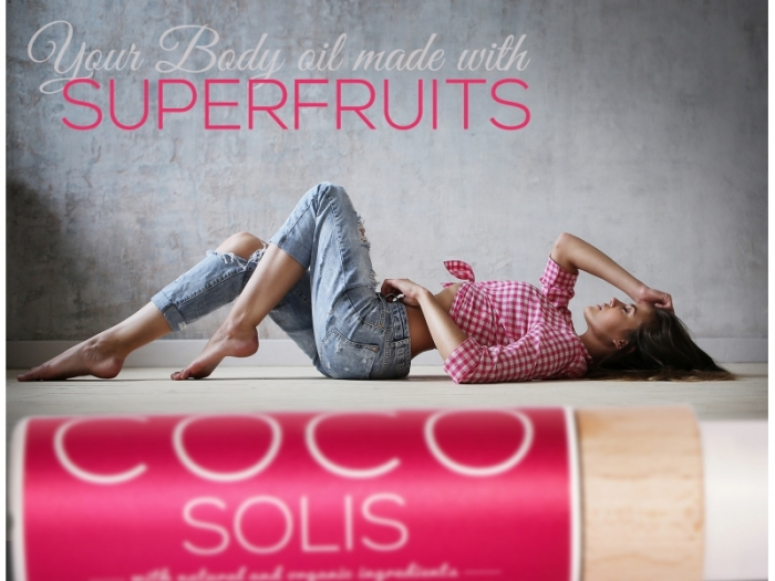 Ulei COCOSOLIS Superfruity Body Oil 110 ml + Cadou 5