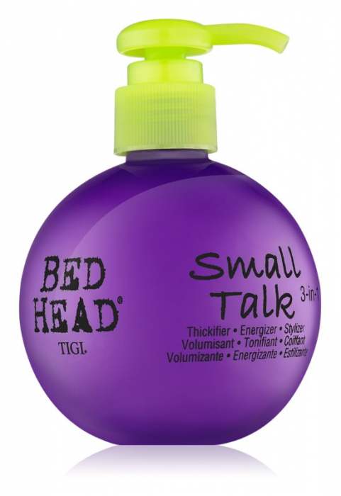 Gel Crema Pentru Volum TIGI Bed Head Small Talk, 240 ml 0