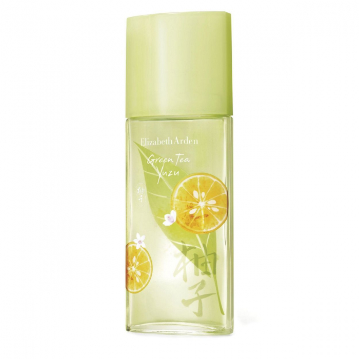 Green Tea Yuzu, Femei, Eau de toilette, 100 ml 0