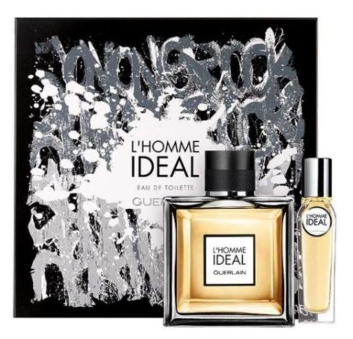 L`Homme Ideal, Barbati, Set: Eau de toilette 100 ml + Eau de toilette 10 ml 0
