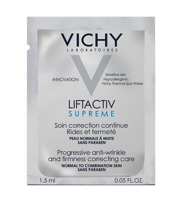 Lift Activ ,  Supreme Progresivee , Anti Wrinkle and Firminess , Tester , 1.5 ml 0