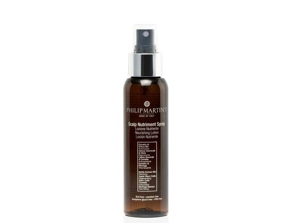 Lotiune-spray hidratanta pentru par fin si scalp Philip Martins, Scalp Nutriment Spray 100ml 0