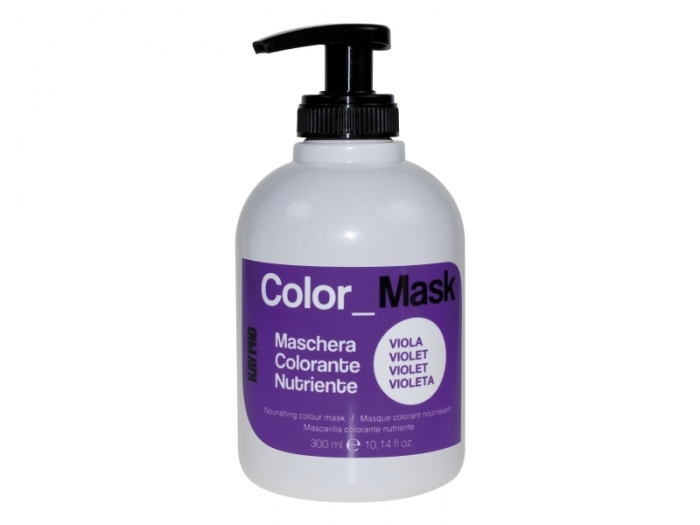 Masca de par coloranta - Color Mask iColor- Violet  iColor  -300 ml 0