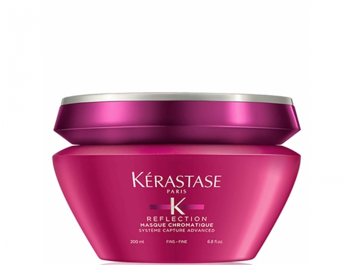 Masca par fin, colorat, sensibilizat reflection chromatique Kerastase 200 ml 0