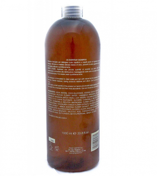 Sampon de uz zilnic Philip Martins, 24 Everyday Shampoo 1000ml 1
