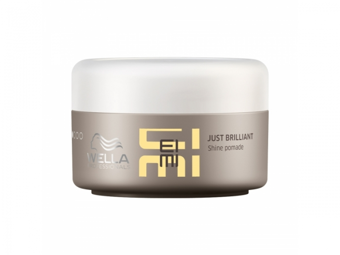 Pomada pt stralucire Eimi Just Brilliant Wella Professional 75 ml 0