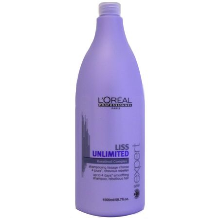 Sampon Liss Unlimited L`Oreal Professionel 1500ml 0