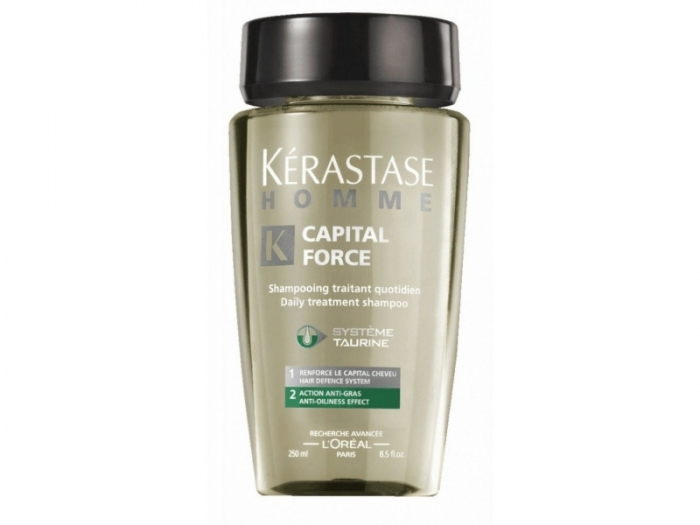 Sampon Bain Capital Force Anti-Gras Kerastase 250ml 0