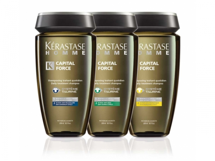 Sampon Bain Capital Force Vita Energetique Kerastase 250ml 0