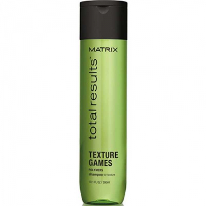 Sampon cu polimeri Matrix, Texture Shampoo 300ml 0